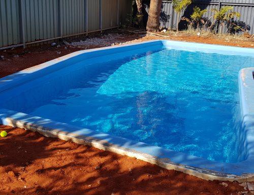 Pool renovation South Hedland (after) – September 2018