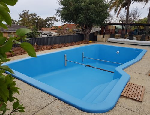 Pool resurfacing Mount Barker (after) – February 2019