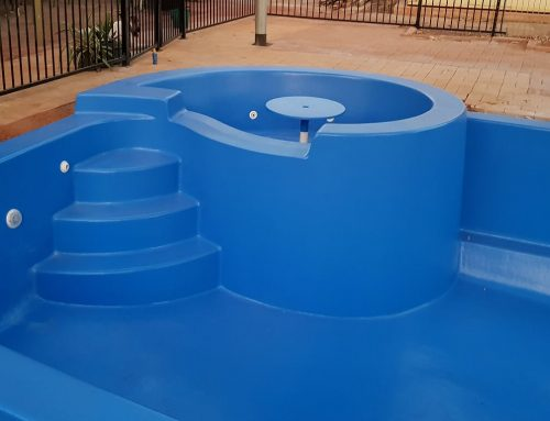 South Hedland large pool restoration (after) – September 2018